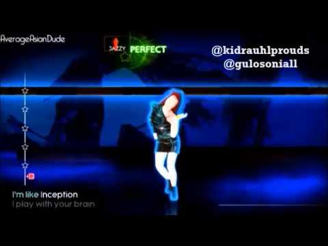 Just Dance - Lolly -Maejor Ali ft Justin Bieber - Mash up fan mode