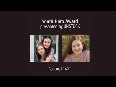 IOCDF Youth Hero Award Presentation