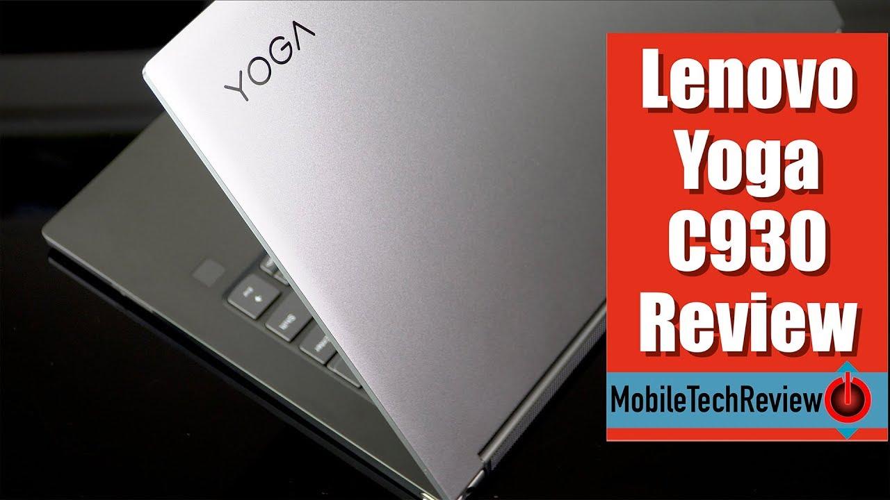Lenovo Yoga C930 Review Youtube