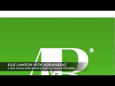 Ellie Lawson with Adrian Raz   A New Moon Dart Rayne   Yura