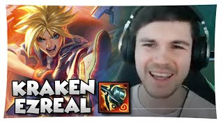 Neuer OP EZREAL Itembuild? - Stream Highlights