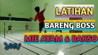 Latihan Bareng Bos Mie Ayam & Bakso Solo Pak Doel Malang!! Dibuatnya Kocar Kacir