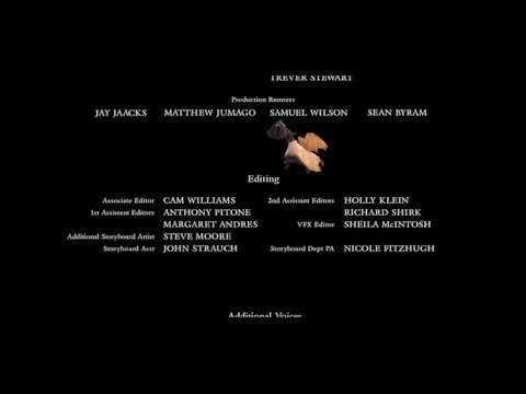 coraline 2009 end credits youtube