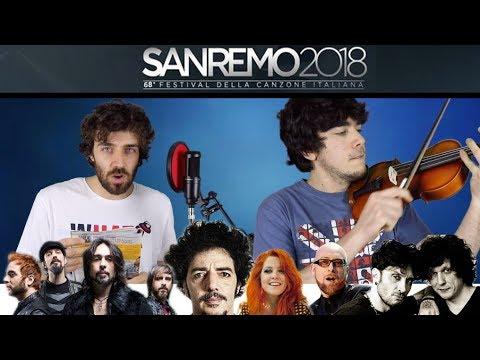 Le Canzoni di Sanremo 2018! (Come potrebbero essere) - i Masa
