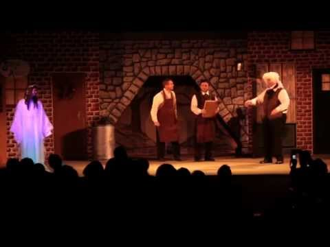 """Dickens' A Christmas Carol"" performed live by Family Worship Center"