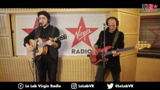 Tibz dans Le Lab Virgin Radio - World Hold On (Cover)