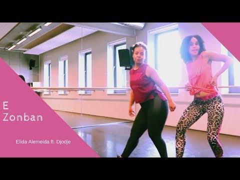 E Zonban - Elida Almeida | Sistah Moves choreography | Zumba | Zumba routine