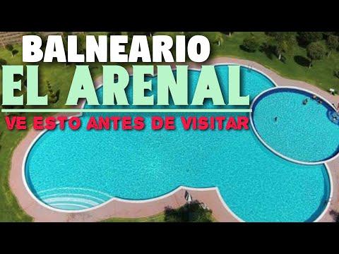 Balneario EL ARENAL Hidalgo