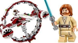 ЛЕГО Звёздный истребитель джедаев 75191 Обзор LEGO Star Wars