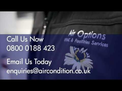 Air Conditioning London - Air Options