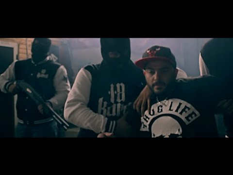 18 Karat ► Studiogangster ◄ [Official Video] (prod. by KD-Beatz)