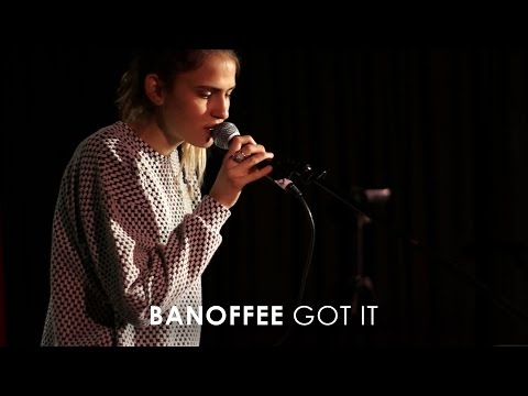 Banoffee - 'Got It' (Live at 3RRR) mp3