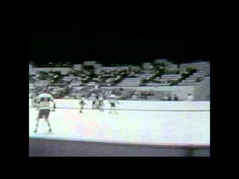 1963-1964 Nashville Dixie Flyers vs. Greensboro Generals