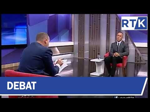 DEBAT - RAMUSH HARADINAJ  04.08.2017
