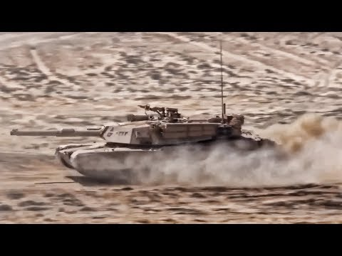 U.S. and Egyptian Military Together • Live-Fire Exercise