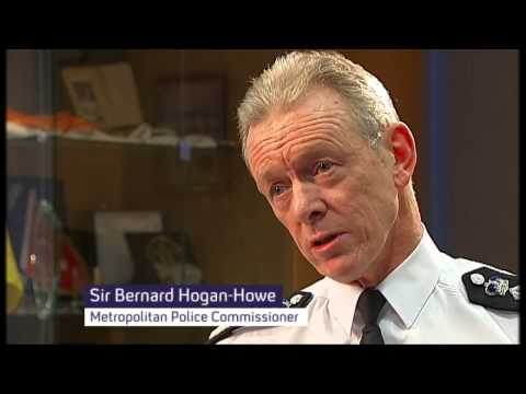 Hogan-Howe: 'black people have a bad experience'