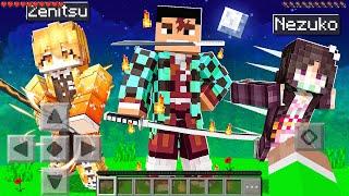 Minecraft : DEMON SLAYER MOD in Minecraft