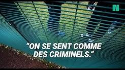 Au coeur du centre de rétention administrative du Mesnil-Amelot