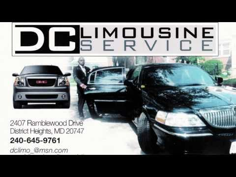 DC LIMOUSINE SERVICE DISTRICT HEIGHTS MD MARYLAND DINO SAWYER