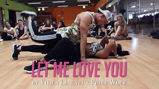 Baixar - Ariana Grande Let Me Love You Choreography By Vivien Lengyel X Peter Wolf Grátis