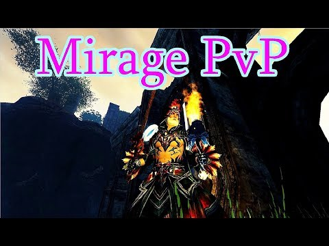 Guild Wars 2 - Mirage PvP #ConfusedOrNot?