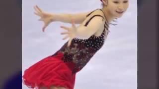 フィギュアスケートの今井遥さんの画像です。