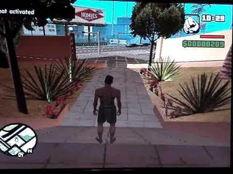 <b>Grand Theft Auto San Andreas Cheats</b> for <b>Xbox</b> 360 - YouTube