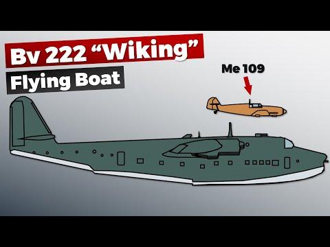 Bv 222 - Flying Boat - Blohm und Voss
