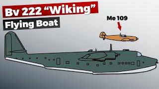 bv 222 flying boat blohm und voss