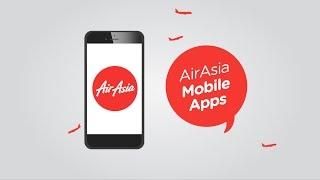 AirAsia Mobile Apps Terbaru