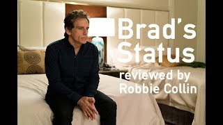Brad's Status reviewed by Robbie Collin