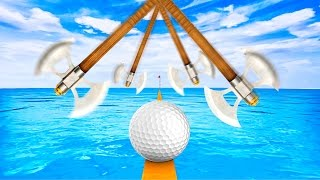 impossible-golf-course-with-swinging-axes-golf-games