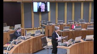 Huw Irranca-Davies MS discusses raising awareness of EU Settled Status deadline