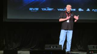 EVE Vegas 2013: The EVE Universe - A possible future