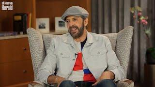 Juan Luis Guerra: 'Vas a encontrar merengue, bachata, son...' en Literal