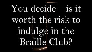The Braille Club Unbound Book Trailer