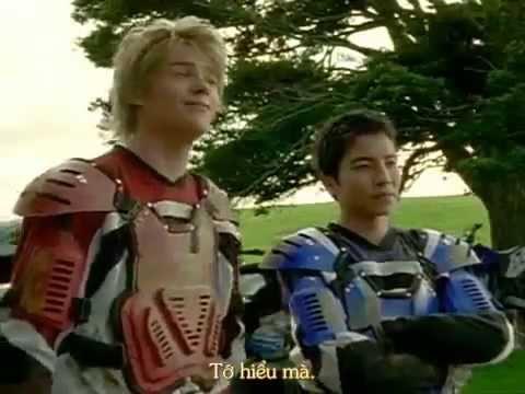 Vietsub | Siêu nhân Cuồng Phong (Power Rangers Ninja Storms) - Tập 04