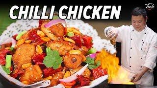 The Ultimate Chilli Chicken by Masterchef l 經典川味 辣子雞