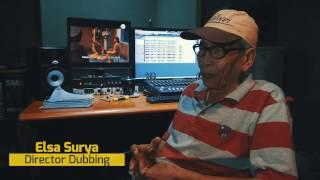 Video Superbook Indonesia - Liputan Tes Pengisi Suara Karakter Yesus. download MP3, 3GP, MP4, WEBM, AVI, FLV Oktober 2018