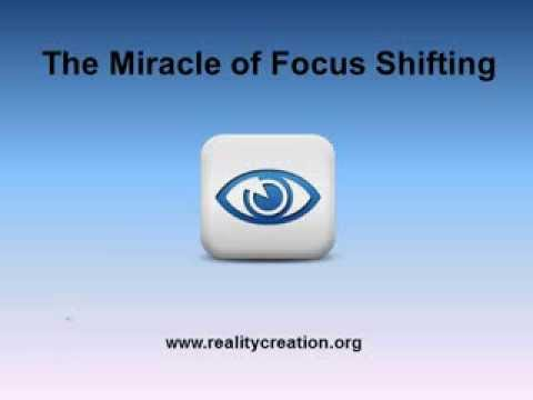 The Miracle of Focus Shifting