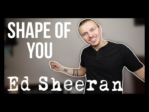 | Ed Sheeran - Shape of You | (Jeff Miller cover)