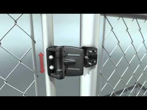 TruClose Gate Hinge - MiniMulti Round