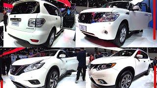 TOP 3 Nissan SUVs 2016, 2017: Nissan Murano, Nissan X-Trail, Nissan Patrol