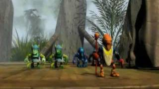 BIONICLE The Game: Intro