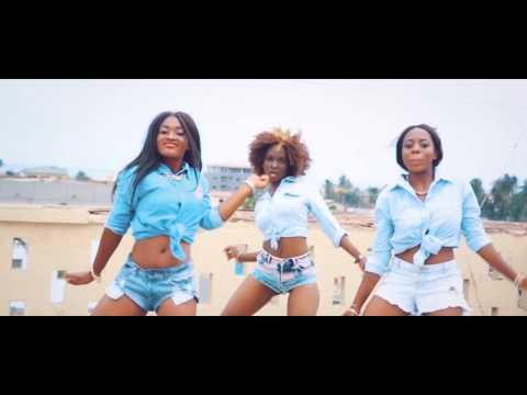 Delit ft  Keche   Ma Babe Official Dance Video  (Prod.  By StreetBeatz)