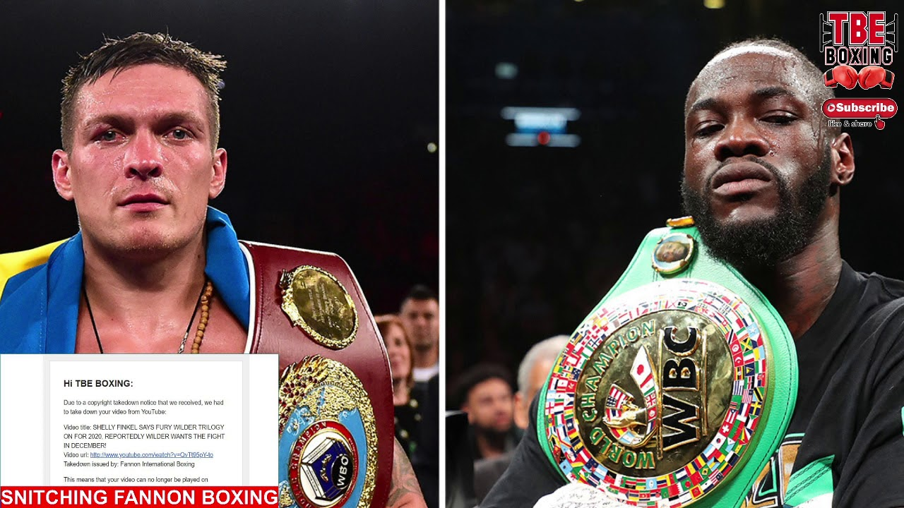 Download DEONTAY WILDER AFTER AVOIDING JOSHUA & GETTING BRUTALLY BEATEN BY FURY, HAS BEEN CALLED OUT BY USYK!
