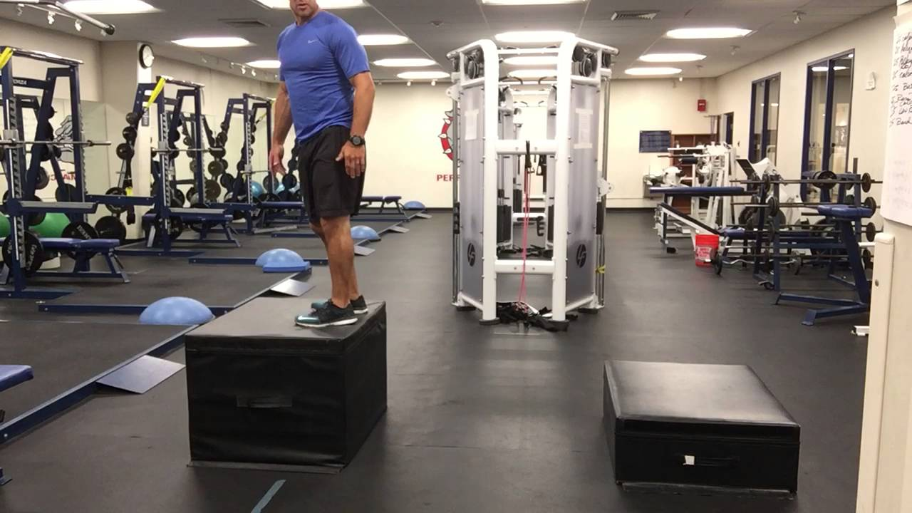 Box Jump/Depth Jump - YouTube