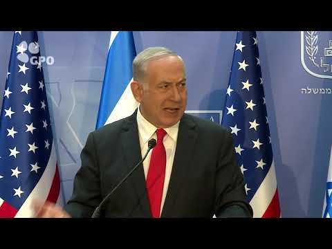 PM Netanyahu Meets with US National Security Adviser John Bolton
