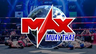 MAX  Muay Thai Ultimate Fights September 16th, 2018