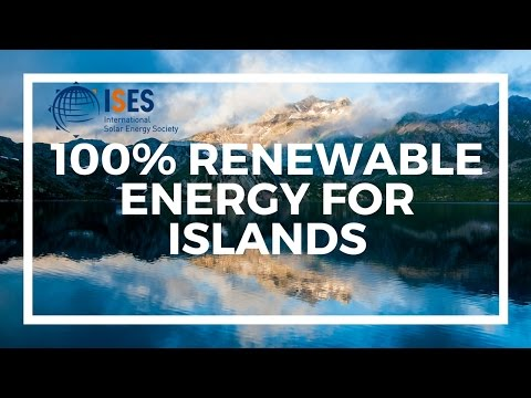 Webinar: 100%  Renewable Energy for Islands